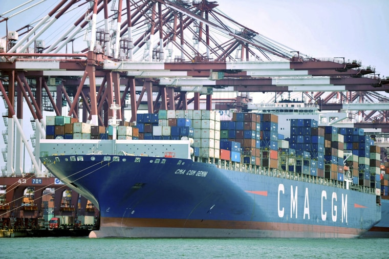 Drop in Chinese imports of U.S. goods shows trade war damage spreading