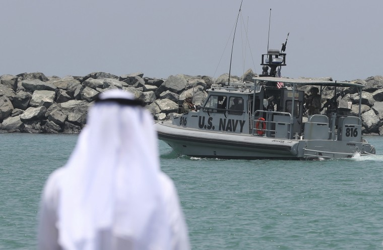 U.S. plans coalition to counter alleged Iranian sabotage in the Gulf