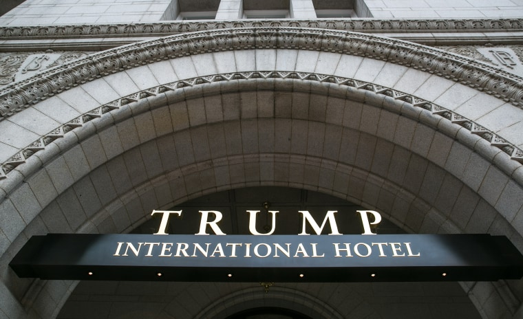 Image: Trump International Hotel, DC