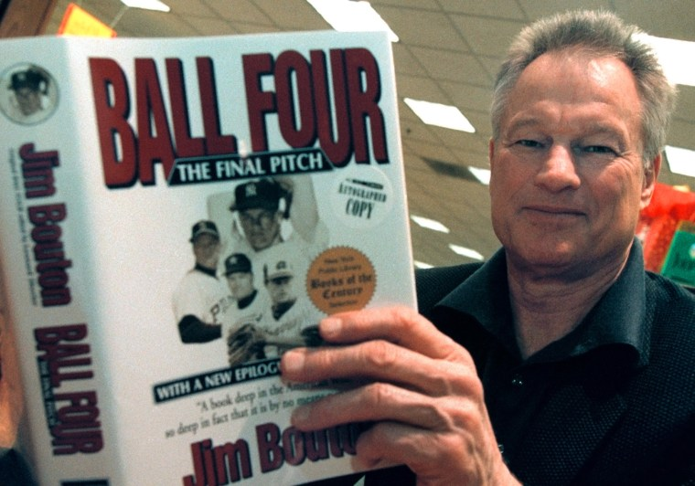 "Image: Jim Bouton Releases ""Ball Four: The Final Pitch"""