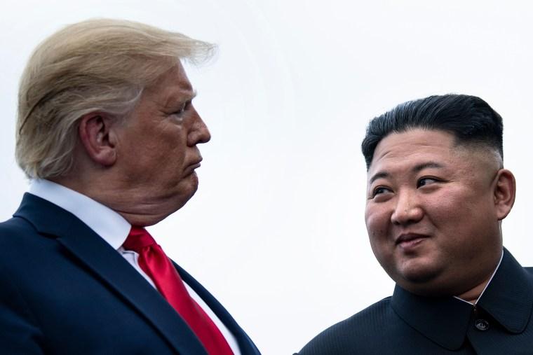 Image: Donald Trump, Kim Jong-Un