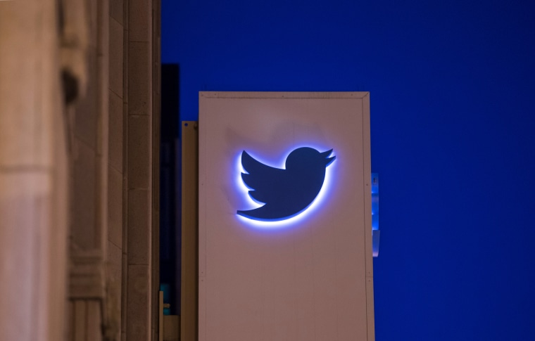 Twitter Inc. Headquarters Ahead Of Earnings Figures