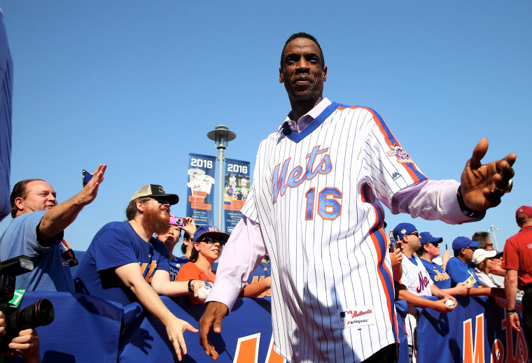 Image: Dwight Gooden