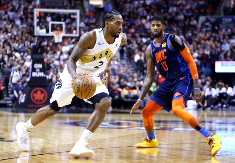 Clippers' Kawhi Leonard-Paul George team up results from