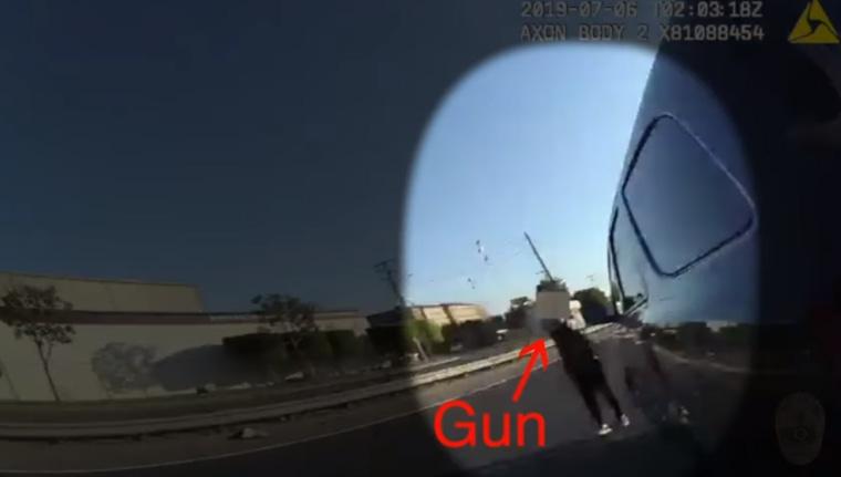 Image: Teenager shot killed