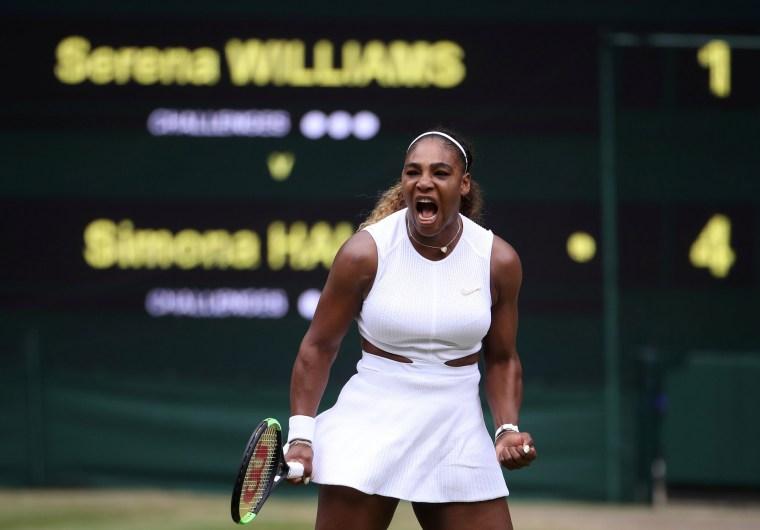 Wimbledon 2019: Romania's Simona Halep wins women's title, serves ...