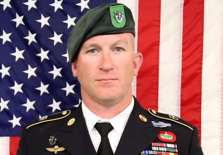 Image: Sgt. Maj. James Sartor