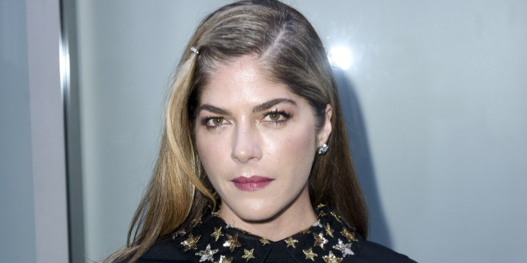 Selma Blair shares hopeful message despite feeling 'sicker' from MS symptoms