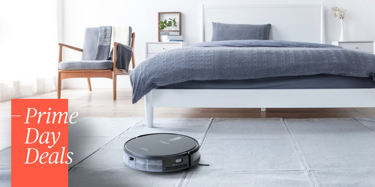 Amazon Prime Day robotic vacuum deal
