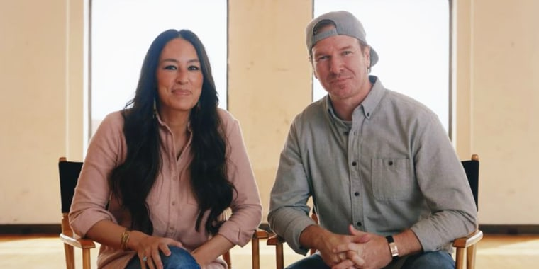 Chip and Joanna Gaines reveal first look at their new TV network