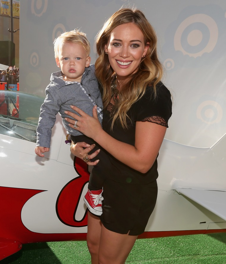 World Premiere Of Disney S Planes Target Landing Zone Hilary Duff