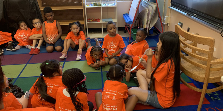 United Way of New York City launches free program to combat 'summer slide'