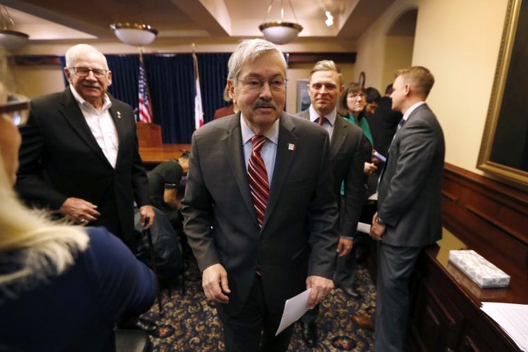 Ex-Iowa official wins $1.5M in anti-gay discrimination case