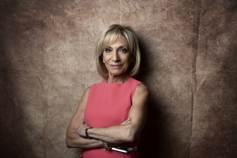 Andrea Mitchell to receive lifetime achievement award at news Emmys