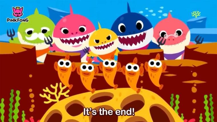Image: Baby SHark Children's Song
