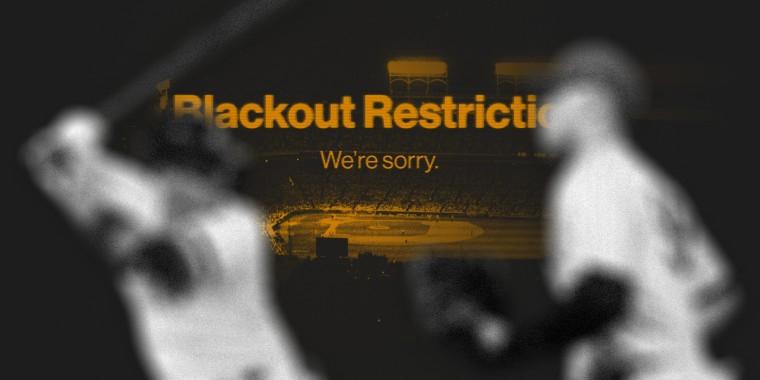 Image: MLB Blackout Illustration