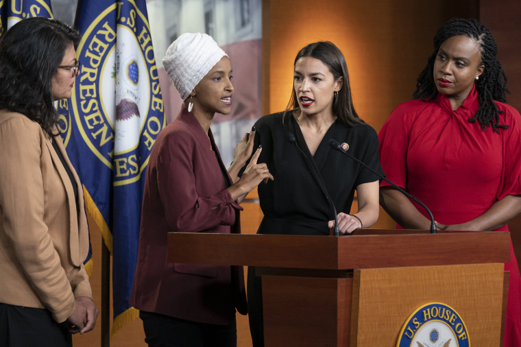 Trump's message to liberal congresswomen to 'go back' home isn't just appalling but dangerous