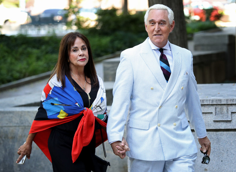 Roger Stone draws ire of judge over gag order violation, has social media blackout imposed