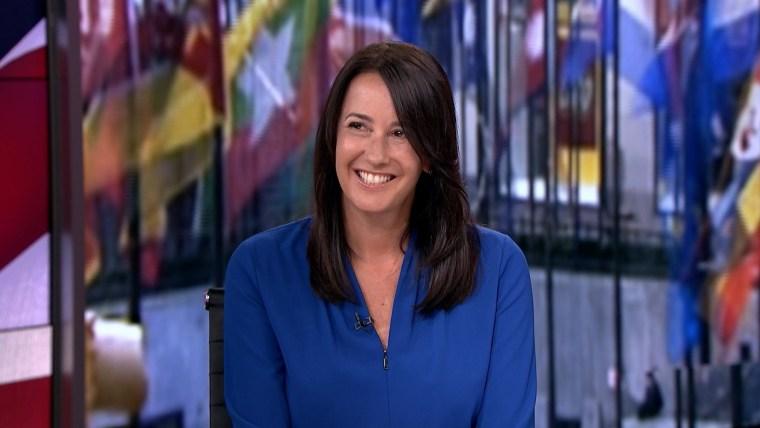 Christina Geist, a brand strategist, entrepreneur and children's book author.