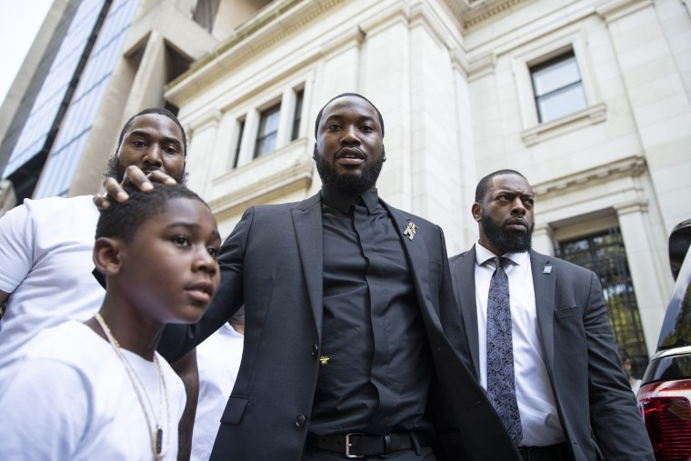 Rapper Meek Mill asks appeals court to overturn 2008 drug and gun conviction