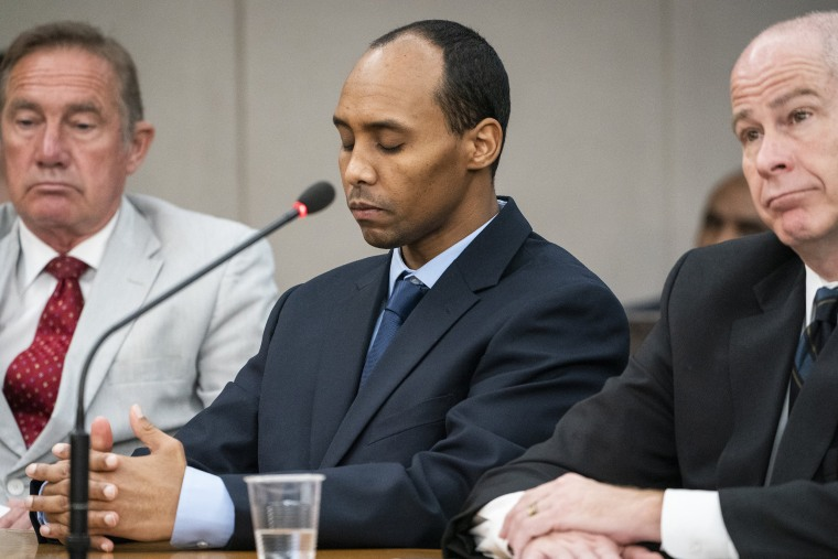 Ex-Minneapolis officer who fatally shot 911 caller appeals convictions