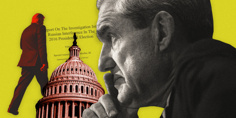 Image: Special counsel Robert Mueller will deliver testimony on his investigation into Russian interference in the 2016 election and President Donald Trump.