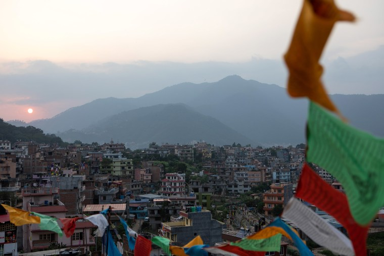 """In the undereducated mountainous region where the words 'feminism' and 'woman empowerment' mean nothing, the United Nations Global Initiative to Fight Human Trafficking estimates that 7,000 women and girls are trafficked each year across the Indo-Nepal border. Though amplified in times of crisis, the surge of girls reportedly being sold by poverty-stricken families in past years was the tipping point for the Kung Fu Nuns of the Drukpa Order in taking on the fight for women's rights. """"We wanted to raise awareness,"""" emphasized Lhamo, """"but we didn't know where to start."""""""
