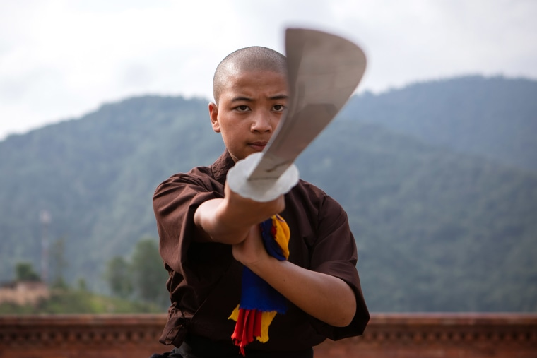"""Jigme Konchok Lhamo, an outspoken 25-years-old, is just one of the next-generation Himalayan Buddhist nuns rewriting history. \""""When people think about a nun, they think of an old person sitting on a mat meditating or doing mantras. But with time you have to change, and it is the 21st Century,\"""" Lhamo clearly states. \""""We believe that actions speak louder than words.\"""""""