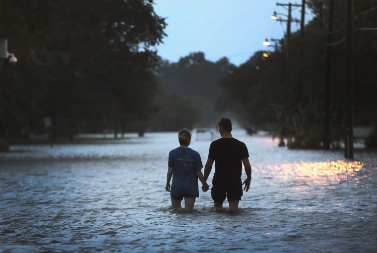Image:Tropical Storm Barry Drenches Southern Louisiana
