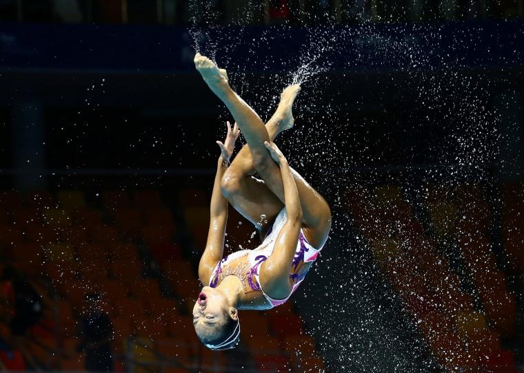 Image: Swimming - 18th FINA World Swimming Championships