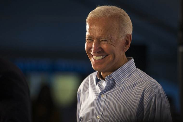 Image: Joe Biden Visits NH