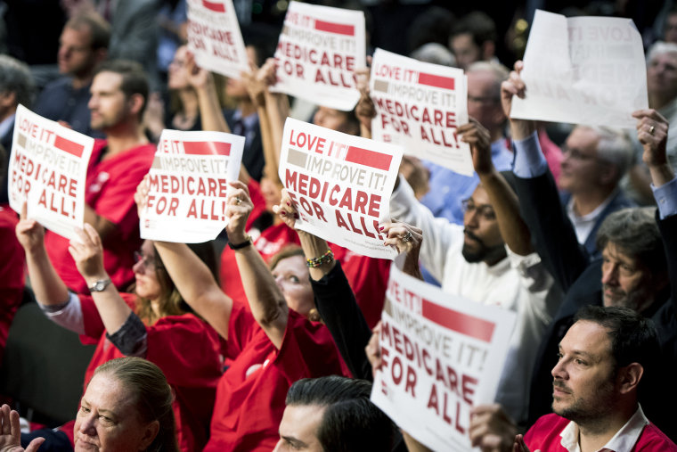 Medicare for All Act of 2017