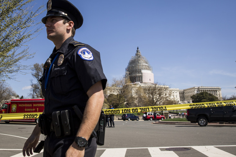 Image: US Capitol police
