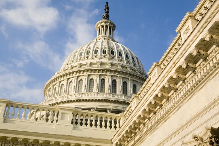 Image: US Capitol exterior