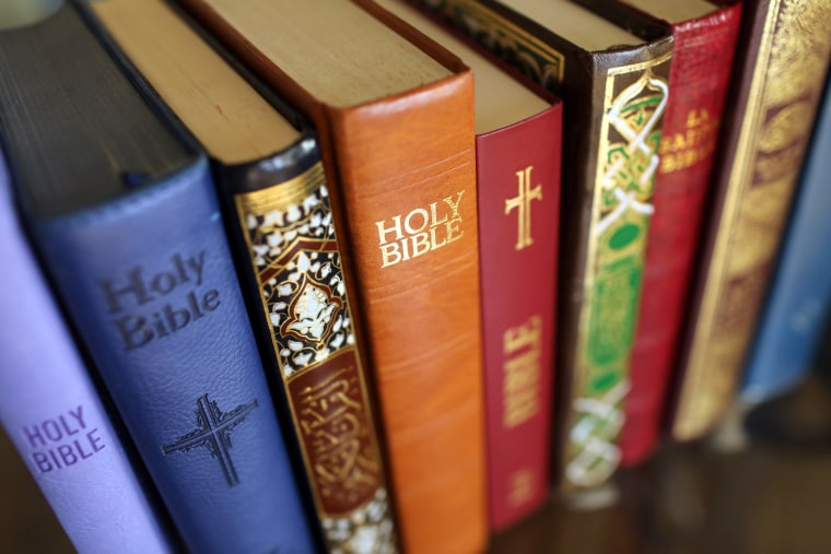 Image: Bibles