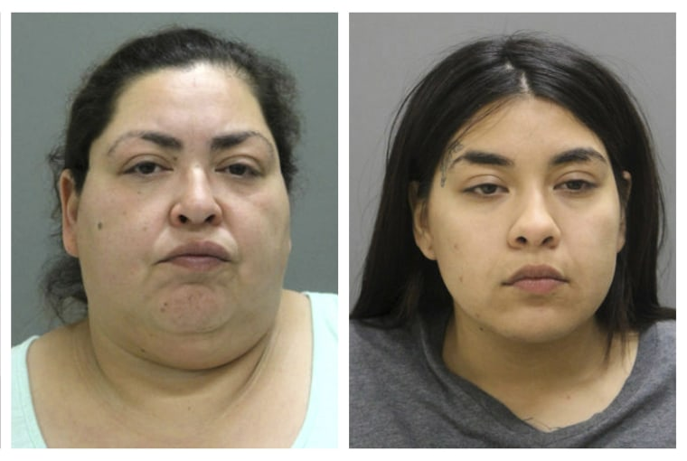 Image: Clarisa Figueroa, 46; and Desiree Figueroa, 24.