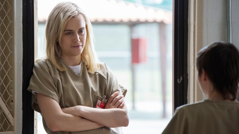 Image: Orange in the New Black