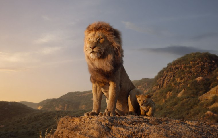 'The Lion King' has a great new Beyoncé song. The rest of it is trite and uninspired.