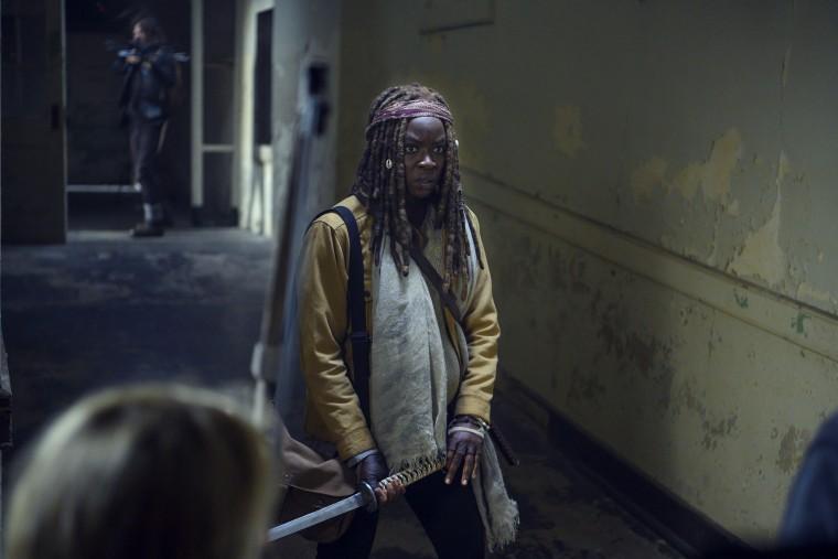 Image: Danai Gurira Walking Dead