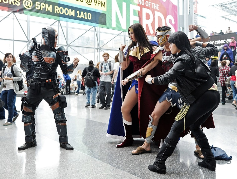 Comic-Con's 50th anniversary heralds nerd culture's rise, and possibly the start of its decline