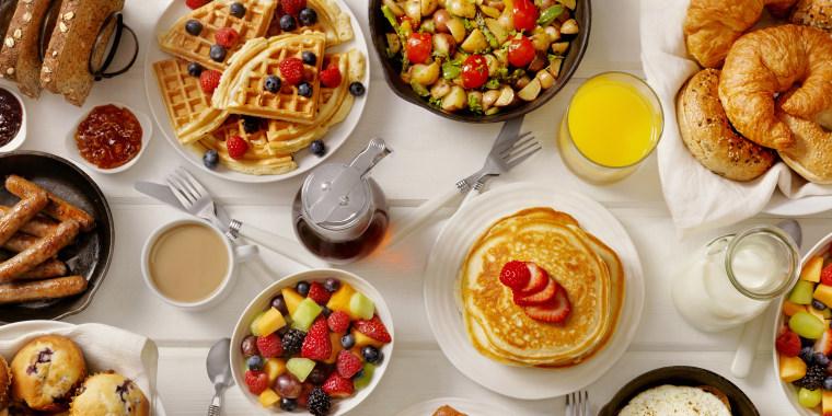 America's favorite breakfast