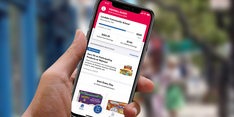 A new mobile app for collecting Box Tops for Education promises to streamline the fund-raising process.