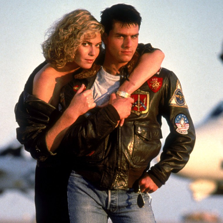 Kelly McGillis says she wasn't asked to appear in 'Top Gun