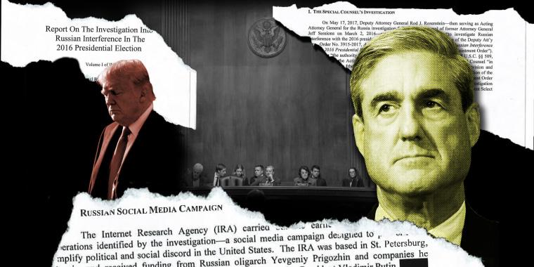 Image: Robert Mueller Testimony