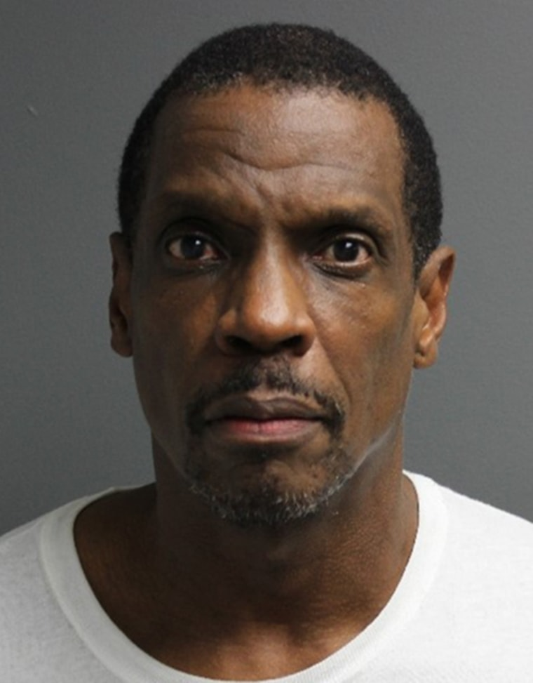 Image: Doc Gooden was arrested after driving while intoxicated in Newark, New Jersey, on July 22, 2019.