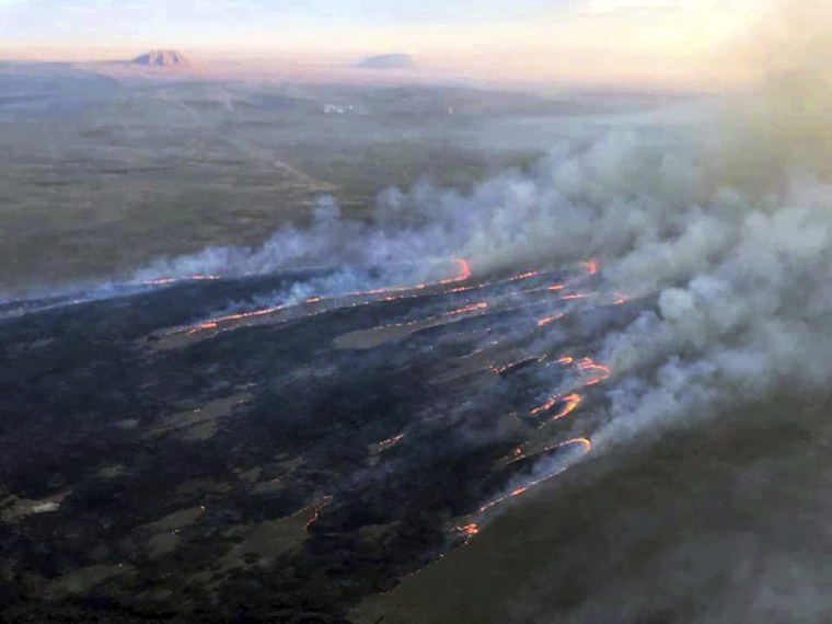 Image: Idaho wildfires