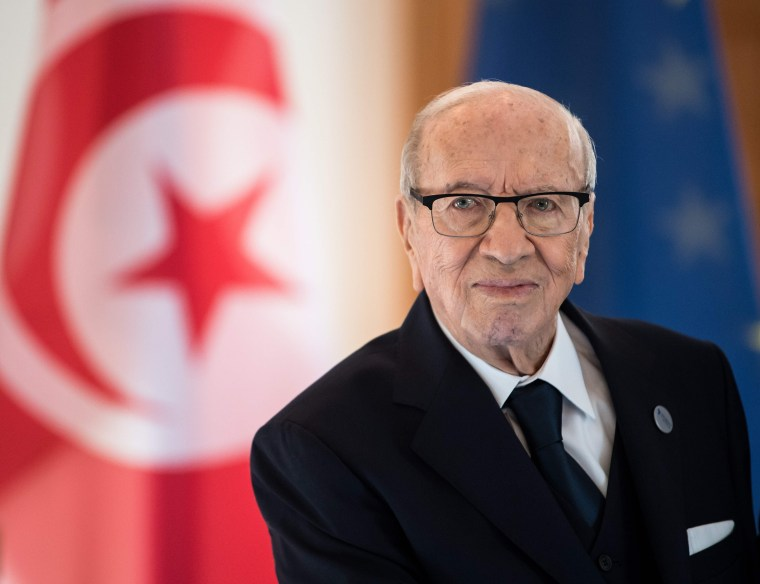 Image: TUNISIA-POLITICS-ESSEBSI-OBIT