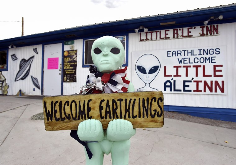 "Image: Facebook Page Created As Joke To ""Storm Area 51"" Becomes Viral Sensation"