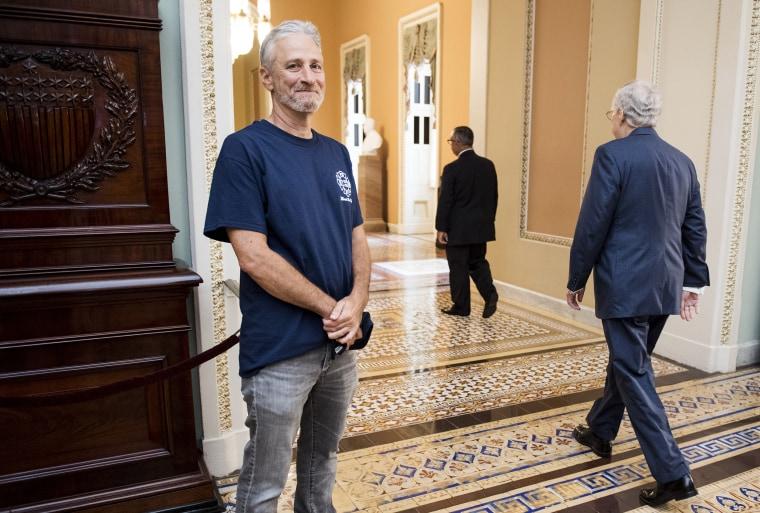 Image: Jon Stewart 911 Fund