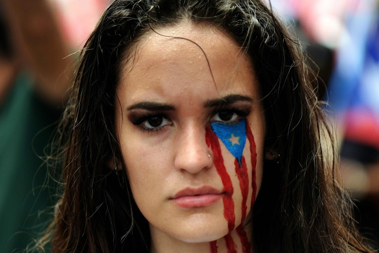 Image: PUERTORICO-US-POLITICS-PROTESTS